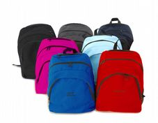 THREE COMPARTMENT BACKPACK
